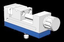 P13001-20920-01 Clamp System 25 - FM-CS-25-75