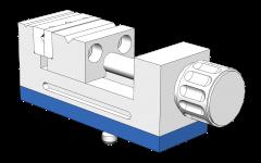 P13001-20930-01 Clamp System 35 - FM-CS-35-100