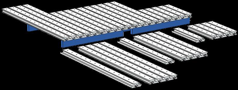 P13001-21300-01 Pruefplattensystem