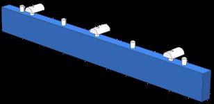 P13001-21370-01 Mittenverbindersatz
